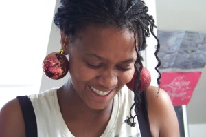 Nqobile Tshabala our Studio Manager