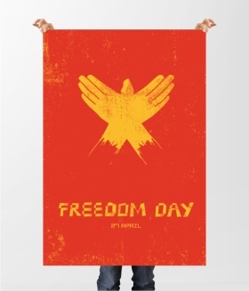 Freedom Day 27 April