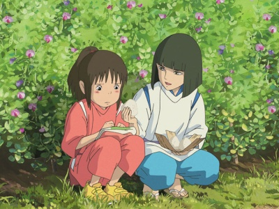 Never forget your name - Spirited Away